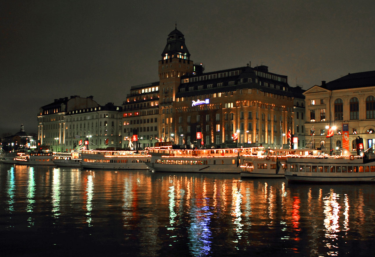 Christmas lights in Stockholm | 59 North
