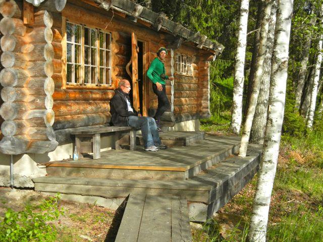 svensk avsugning sauna stockholm