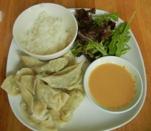 Jin & Peeters dumplings