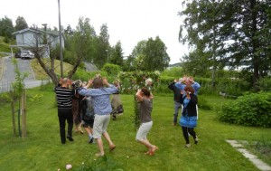 midsommar traditions