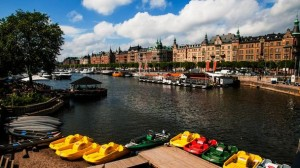 Stockholm photo for BBC travel by Lola Akinmade Åkerström.