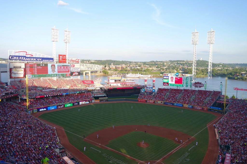 Reds baseball